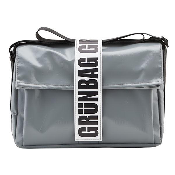 Hellgraue Laptoptasche Carry