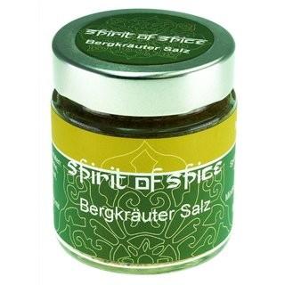 Bergkräuter Salz 90g