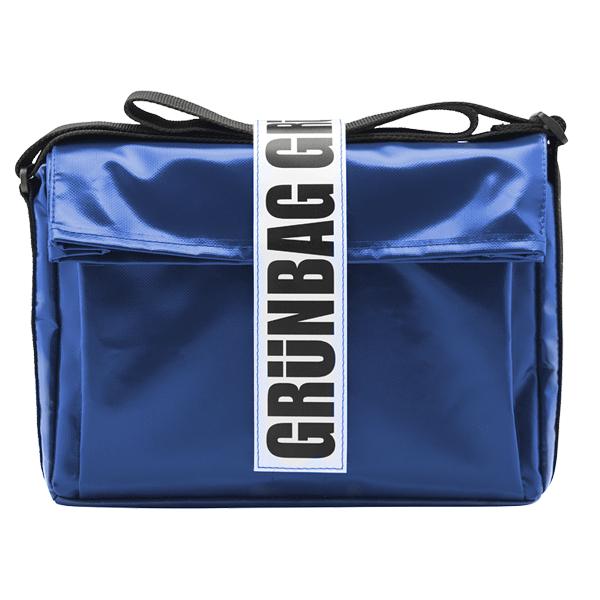 Blaue Laptoptasche Carry